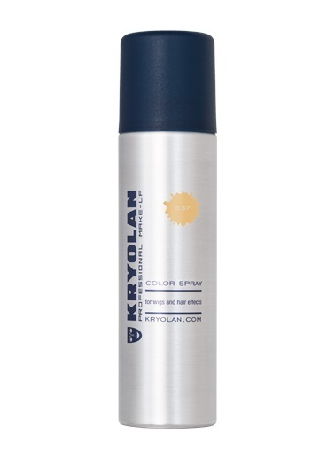 Kryolan Color Spray 150 Ml Krem